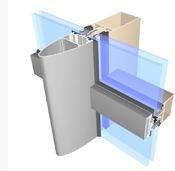 Mc-wall alumínium nyílászáró
