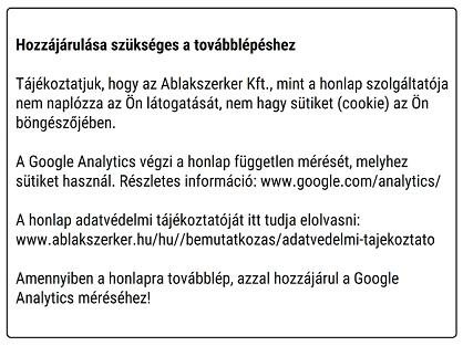 Cookiek és adatvédelem